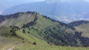 marcher en montagne